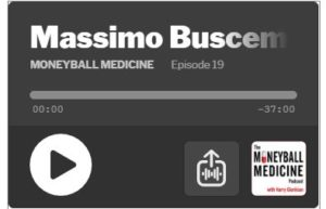 Harry Glorikian Interviews Massimo Buscema