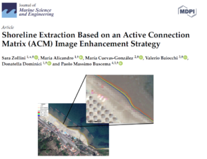 Marine Science and Engineering Extraction Based on an Active Connection Matrix (ACM) Image Enhancement Strategy