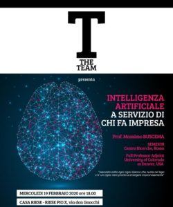 Artificial Intelligence at the Service of Business People – February 19th